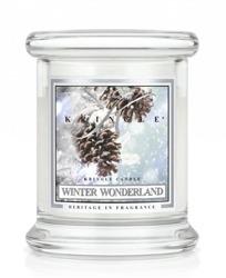 Kringle Candle Słoik Mały Winter Wonderland 127g