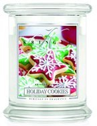 Kringle Classic słoik średni Holiday Cookies 411g