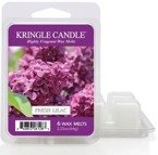 Kringle Country Candle 6 Wax Melts Wosk zapachowy - Fresh Lilac