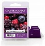 Kringle Country Candle 6 Wax Melts Wosk zapachowy - Wild Berry Balsam