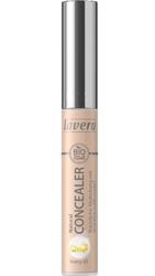 LAVERA Natural Concealer Q10 Naturalny korektor z koenzymem Q10 01 Ivory 5,5ml