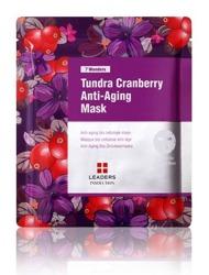LEADERS 7Wonders Tundra Cranberry Anti-Aging Mask Ujędrniająca maska w płachcie 26ml