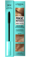 LOREAL MAGIC RETOUCH PRECISION Maskara do retuszu odrostów 4 CIEMNY BLOND
