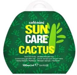 Le Cafe Mimi Sun Care żel po opalaniu Cactus 100ml