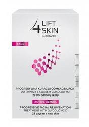 Lift4Skin Active Glycol Progresywna kuracja odmładzająca 2x15ml