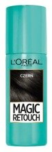 Loreal Magic Retouch Spray na odrosty Czerń 75ml
