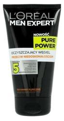 Loreal Men Expert Pure Power Żel do mycia twarzy Oczyszczający węgiel 150ml