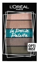 Loreal Mini Eyeshadow Palette Mini paleta 5 cieni do powiek 03 Optimist