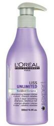 Loreal Professionnel Liss Unlimited Shampoo Szampon intensywnie wygładzający włosy 500ml