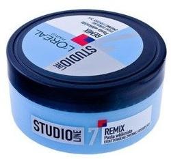 Loreal Studio Line 7 Remix Pasta włóknista do włosów 150ml
