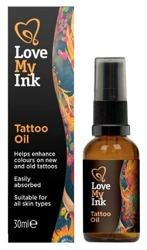 Love My INK Tattoo Oil Olejek do pielęgnacji tatuażu 30ml