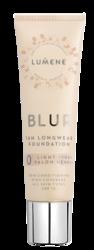 Lumene Blur Podkład wygładzający 0 Light Ivory 30ml