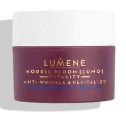 Lumene [Lumo] NORDIC BLOOM VITALITY Anti-Wrinkle&Revitalize Overnight Balm Przeciwzmarszczkowo-rewitalizujący balsam na noc 50ml
