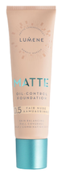 Lumene  Matte Control Podkład matujący 0.5 Fair Nude 30ml