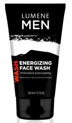 Lumene Men - Energetyzujący żel do mycia twarzy dla mężczyzn 150ml