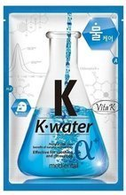 MEDIHEAL Mediental maska w płachcie K-Water Alpha 23ml