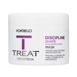MONTIBELLO TREAT Naturtech Discipline Mask Maska do włosów kręconych zapobiegająca puszeniu 200ml