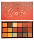 MUR X Sebile DAY 2 DAY Shadow Palette Paleta 18 cieni do powiek