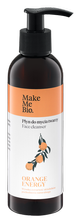 MakeMeBio Orange Energy Płyn do mycia twarzy 200ml