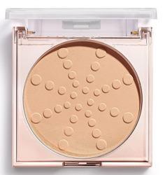 Makeup Revolution Bake&Blot Puder prasowany Beige 5,5g