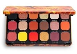 Makeup Revolution FOREVER FLAWLESS FIRE Palette Paleta Cieni do Powiek