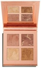 Makeup Revolution Face Quad Ignite Paleta rozświetlaczy