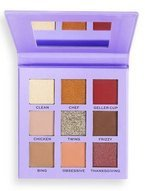 Makeup Revolution Friends MONICA Shadow Palette Paleta cieni do powiek