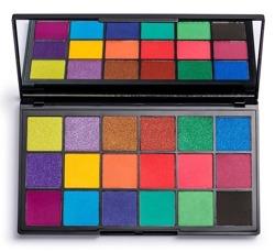 Makeup Revolution  X Tammi Tropical Carnival Palette Paletka cieni do powiek