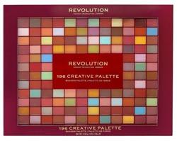 Makeup Revolution XMAS20 196 Creative Palette Paleta 196 cieni do powiek Wyjątkowy Prezent