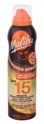 Malibu Continuous Spray 15SPF Medium Protect Suchy olejek do opalania 175ml