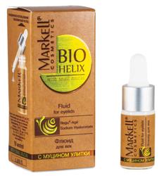 Markell Bio Helix Krem pod oczy z ekstraktem ze śluzu ślimaka 10ml