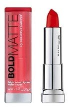 Maybelline Bold Matte Color Sensational Pomadka do ust MAT4