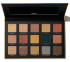 Milani GILDED GOLD Eyeshadow Palette Paleta cieni do powiek 9g