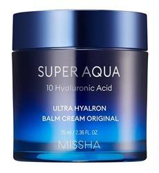 Missha Super Aqua Ultra Hyalron Balm Cream Nawilżający krem do twarzy 70ml