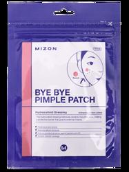 Mizon Bye Bye Pimple Patch Plastry przeciw wypryskom 24szt.