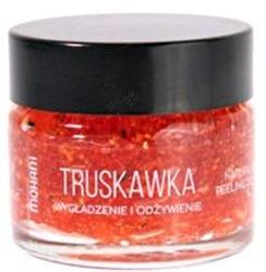 Mohani peeling do ust Truskawka 15ml