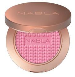 NABLA FREEDOMINATION Blossom Blush Pudrowy róż do policzków Happytude