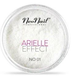 NEONAIL Arielle Efect Lilac 01 Pyłek do paznokci