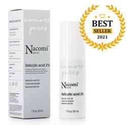 Nacomi Next Level No More Pores Salicylic Acid 2% Serum do twarzy z kwasem salicylowym 2% 30ml