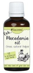 Nacomi Olej Macadamia naturalny 30ml