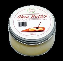 Natur Planet - Nierafinowane Masło Shea do ciała 100g