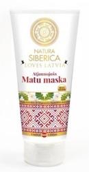 Natura Siberica Loves Latvia Odbudowująca Maska do włosów 200ml