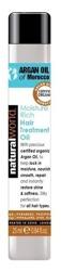 Natural World Argan Oil of Morocco Nawilżający olejek arganowy do włosów 25ml