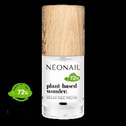 Neonail Plant-Based Wonder Wegański klasyczny lakier do paznokci pure base/top 8743-7 7,2g