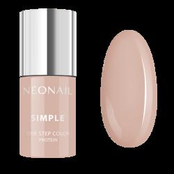 Neonail Simple One Step Color Lakier hybrydowy Tender