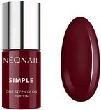 Neonail Simple One Step Color lakier hybrydowy 8076-7 GLAMOROUS