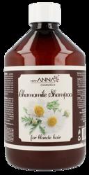 New ANNA Chamomile Shampoo Szampon z rumiankiem 500ml