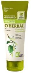 O'Herbal Regenerujący krem do rąk z ekstraktem z kwiatów lipy 75ml