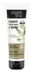 Organic Shop Kremowe masło do rąk ylang-ylang i buri 75ml