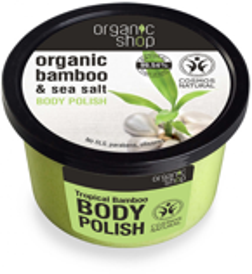 Organic Shop Pasta do ciała Tropikalny Bambus 250ml